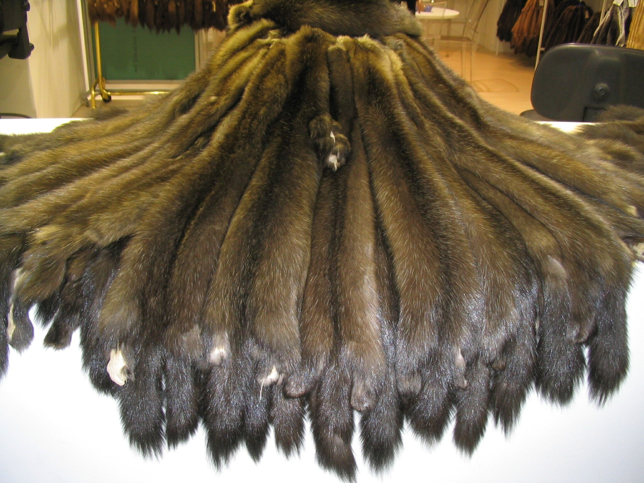 Why and how to Dry the Animal Skins