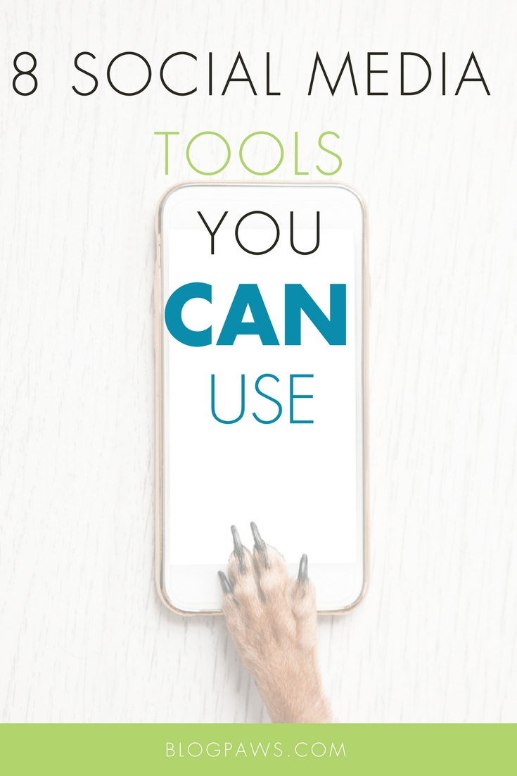 8 Social Media Tools You Can Use Blog Hop