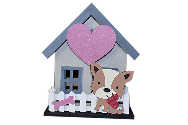 Dogster DIY: Make a Valentine's Day Doggie Box and Cards
