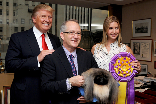 6 Reasons Why President Donald Trump Should Get a Dog