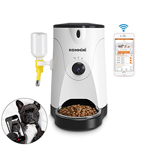 Automatic Feeder with Video and Voice function
